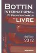Bottin International des Professionnels du livre - 2012