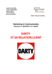 Etude de cas Darty