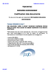 Codification des documents  (instruction environnement)