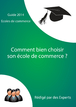 Ecoles de commerce: Guide 2014