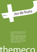 Jus de fruits (France) - Etude de marché