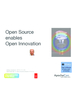 Open Source enables Open Innovation